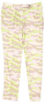 Carven Camouflage Skinny Pants w/ Tags