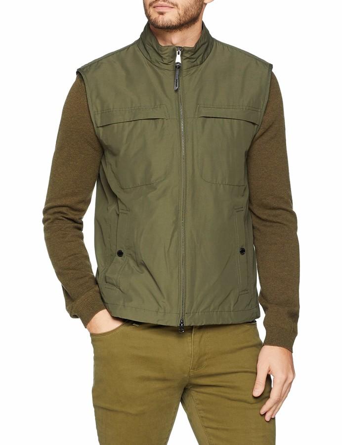 Dentro concepto ambiente  Geox Men's M Pisa K Bomber Jacket - ShopStyle