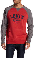 Levi's Dylan Logo Crew Neck Pullover