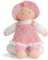 Baby Gund BabyGUND My First Dolly Plush Doll