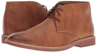 Clarks Atticus Limit (Tan Leather) Men's Shoes
