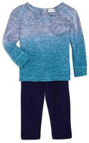 Splendid Infant Boys' Space Dyed Ombré Top & Pants Set - Sizes 3-24 Months