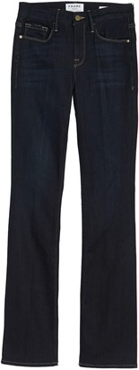 Frame Le Mini Bootcut High Waisted Jeans