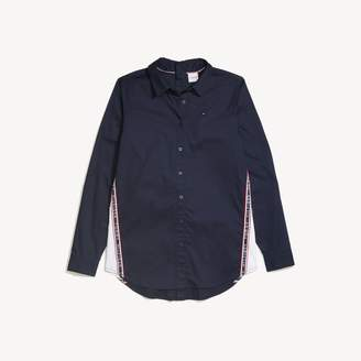 Tommy Hilfiger Seated Fit Colorblock Shirt