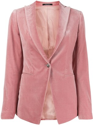 Tagliatore Gilda single-breasted blazer
