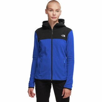 The North Face TKA Glacier Full-Zip Hooded Fleece Jacket - Women's