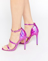 Asos HUSTLE Heeled Sandals