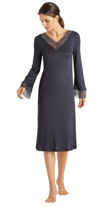 Hanro Women's Imani Long Sleeve Gown