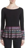 Etro Women's Peplum Sweater