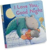 Bed Bath & Beyond I Love You, Goodnight Board Book