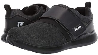 Propet Viator Mod Monk (Charcoal) Men's Shoes