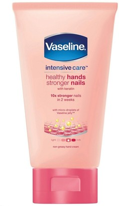 Vaseline Intensive Care Healthy Hands Stronger Nails Hand Cream 75Ml