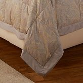 """Paula Deen Home """"Jackson"""" Down/Feather Blanket - Taupe - Full"""