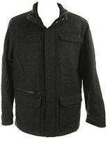 Calvin Klein Men's Basic Wool 4 -Pocket Jacket