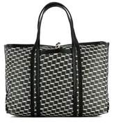 Pierre Hardy Women's Black Leather Tote.