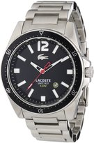Lacoste Men's Quartz Watch 2010639 with Metal Strap