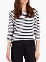 Seasalt Sailor Stripe 3/4 Sleeve Top