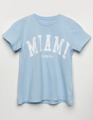 Full Tilt Miami Girls Tee
