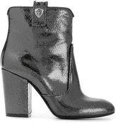Strategia metallic boots