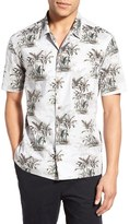 Rodd & Gunn Men's 'Brandon' Sports Fit Cabana Fit Print Camp Shirt