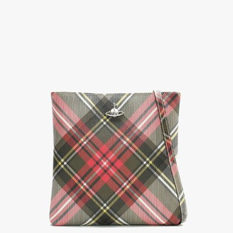 Vivienne Westwood Derby Square New Exhibition Cross-Body Bag