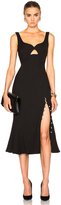 Prabal Gurung Sweetheart Neck Dress