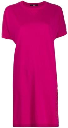 Karl Lagerfeld Paris Address T-Shirt dress