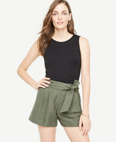 Ann Taylor Ponte Scoop Back Bodysuit