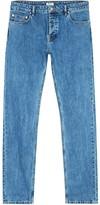 Kenzo Blue Straight-leg Jeans