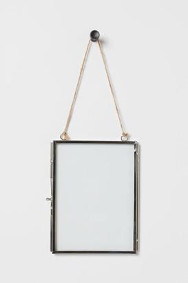 H&M Metal Photo Frame - Silver