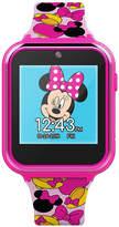 Disney Princess Disney Minnie Mouse Girls Pink Smart Watch-Mn4116jc
