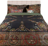 Etro Pollina Quilted Bedspread - 270x270cm - Chocolate