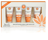 PHB Ethical Beauty - Brightening Skin Care Travel Kit - 60g