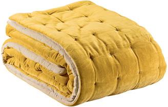 Vivaraise - Elise Bedspread - 90x240cm - Yellow