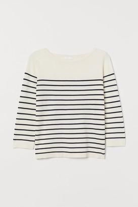 H&M Fine-knit jumper