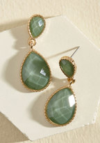 Ana Accessories Inc Turn a Droplet Earrings in Sage