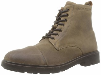 Pepe Jeans London Porter Boot Suede Mens Desert Boots