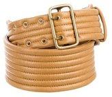 Lanvin Leather Waist Belt