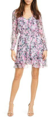 Diane von Furstenberg Kelby Floral Mini Dress