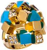 Andrew Hamilton Crawford Confetti Ring