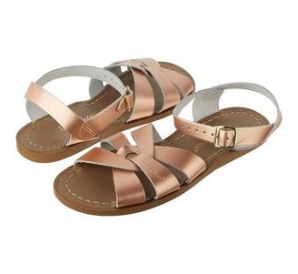 Salt-Water - Rose Gold Original Sandals - 5