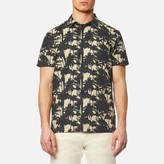 Edwin Men's Nimes Shirt Beige/Black Print