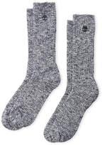 Timberland 2-Pack Outdoor Leisure Crew Socks