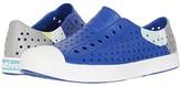 Native Jefferson Block (Marine Blue/Shell White/Dot Block) Athletic Shoes