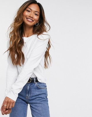Brave Soul ellie long sleeve top