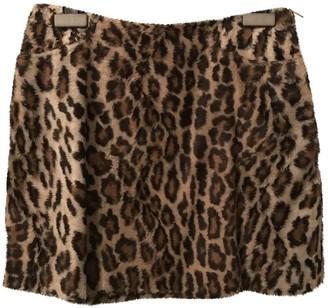 Dolce & Gabbana Brown Skirt for Women