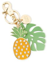 See by Chloe Crystal Pineapple & Palm Key Ring, Multi