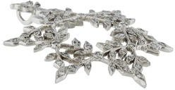 Cathy Waterman Platinum Leaf Star Pendant