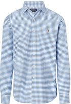 Big & Tall Polo Ralph Lauren Stretch Oxford Sport Shirt