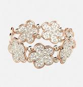 Avenue Filigree Flower Stretch Bracelet